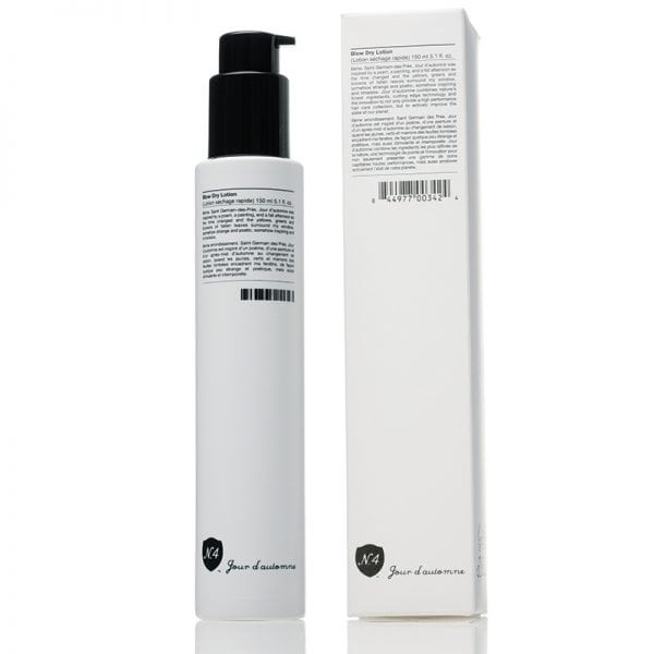NUMBER4 - Blow Dry Lotion 150gr.