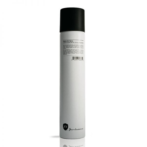NUMBER4 - Mighty Hair Spray Mini (Aerosol) 66ml